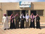بلدية الخفجي تخصص مكاتب في أسواق النفع العام والمسالخ للمتابعة والمراقبة الصحية