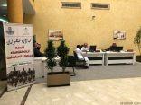 مركز خدمة المواطن وأبناء الشهداء والمرابطين بالحد الجنوبي ببلدية الخفجي ينجز 210 معاملة خلال شهر