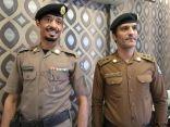 ترقية عبدالعزيز الأحمد إلى رتبته الجديدة في أمن الطرق بالأحساء