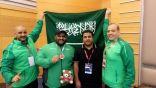 ناجم نادي الاحساء الدولي ينتزع المركز الثاني لرفع الاثقال على مستوى العالم