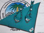 منديل كشفي تذكاري بمناسبة رئاسة المملكة قمة مجموعة العشرين