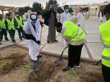 بلدية #الخفجي تُطلق (4) مبادرات مجتمعية لتحسين المشهد الحضري