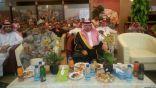 الهزاع يرعي حفل الدفاع المدني بالخفجي
