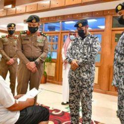 سمو أمير منطقة مكة المكرمة يستقبل الدكتور المعطاني